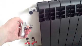 Обзор дизайн радиаторов Royal Thermo BiLiner 500