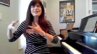 """Teaching Debussy's """"Soiree dans Granade"""""""
