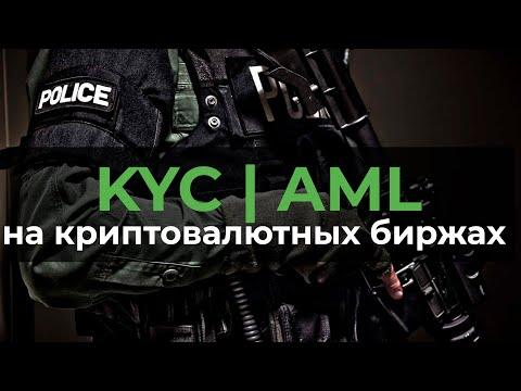 KYC верификация: криптобиржи без KYC и AML   биржи с обязательным KYC