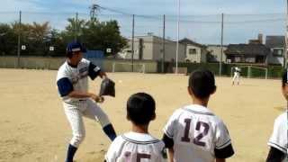 石川ミリオンスターズ野球教室vol.1