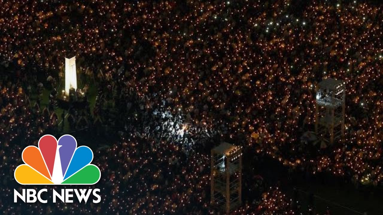 Hong Kong Tiananmen Square vigil crackdown is the latest show of ...