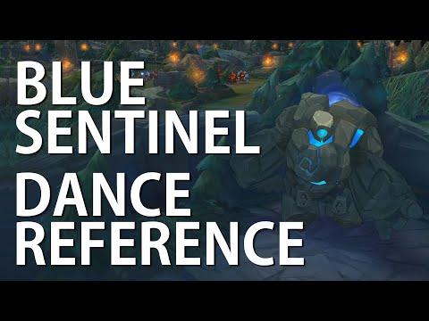 Blue Sentinel's Dance – Open the Door (문을 여시오) – League of Legends (LoL)