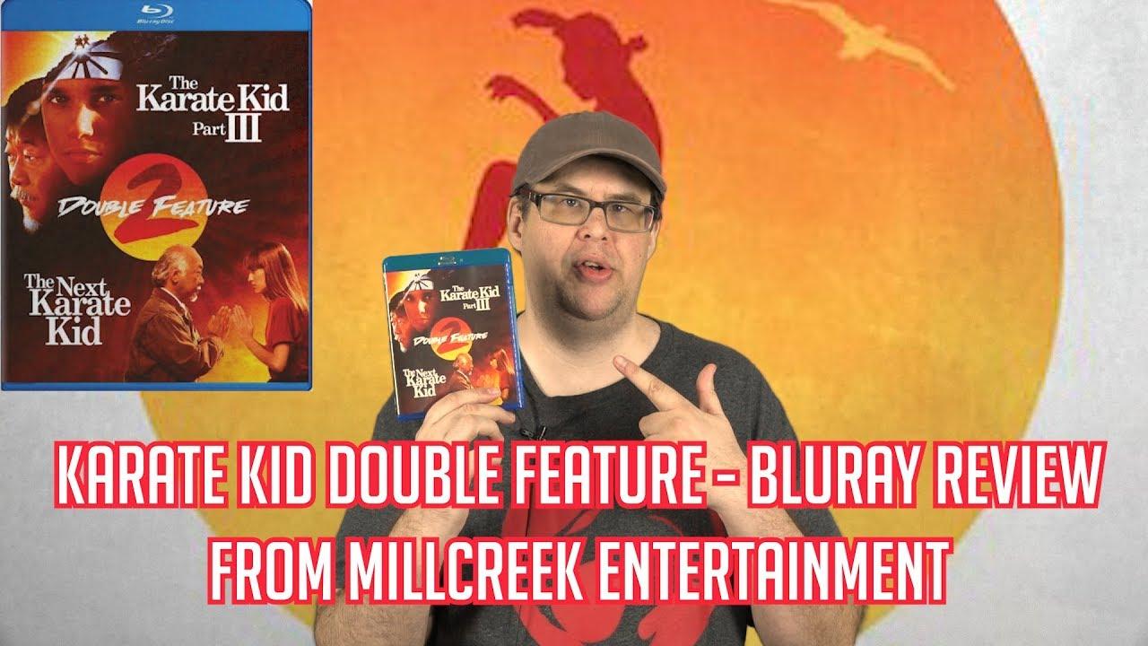Download Karate Kid 3/Next Karate Kid | Bluray Review (Millcreek Entertainment)