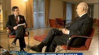 Tudo a Ver 29/03/2011: Veja trechos da entrevista de Paulo Henrique Amorim com José Alencar