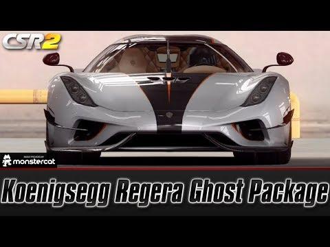 CSR Racing 2: Koenigsegg Regera