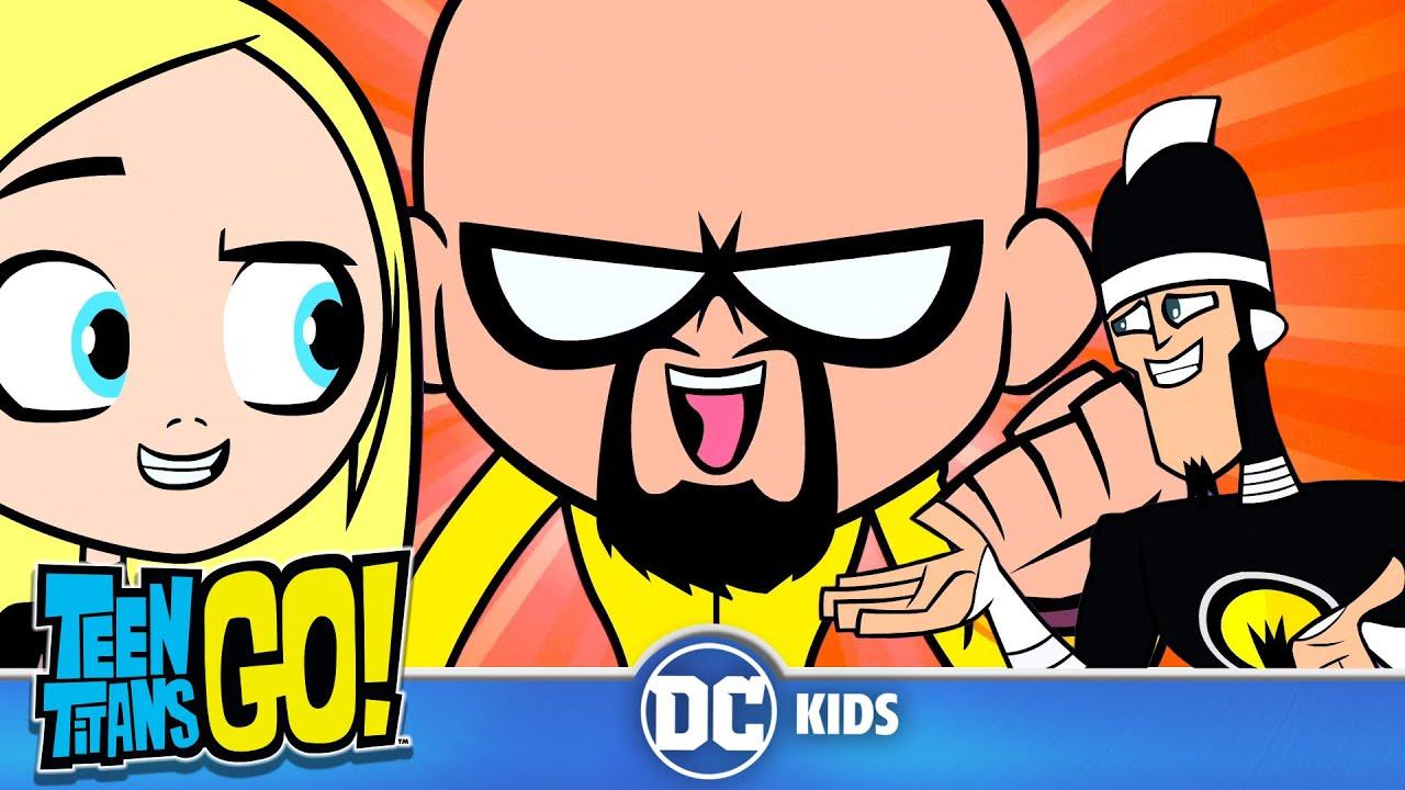 Download Teen Titans Go! | The Greatest Super-Villains | @DC Kids