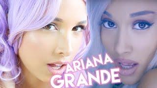Ariana Grande FOCUS! Maquillaje