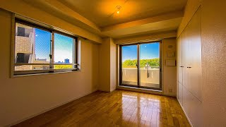 【分譲マンション】開放感のある角部屋。ミッドタウン側の好立地に佇む高級マンション。「パークホームズ六本木乃木坂アーバンレジデンス」