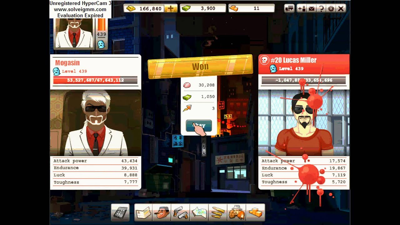 Goodgame gangster level 440 - YouTube Goodgame Gangster