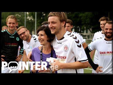 Rückblick auf das Kiez-Match 2015 [FC St. Pauli vs. Glasbier Rangers]