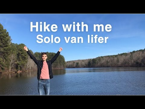 Solo 18 Year Old Vanlifer| Hike With Me!