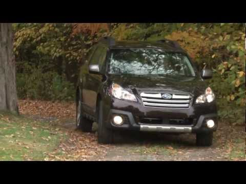 2013 Subaru Outback - Drive Time review with Steve Hammes | TestDriveNow