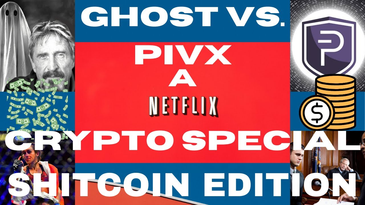 John McAfee's GHOST & SWITCH VS. PIVX – Battle of PRIVACY Cryptocurrencies Part 2 – Gloves are OFF!! 8