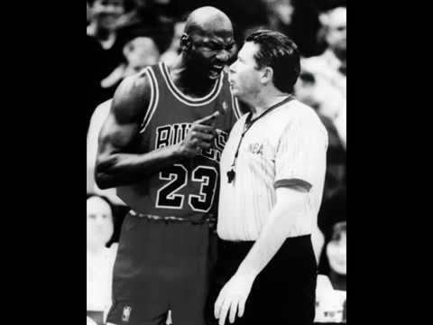 the truth behind Michael Jordan controlling the refs