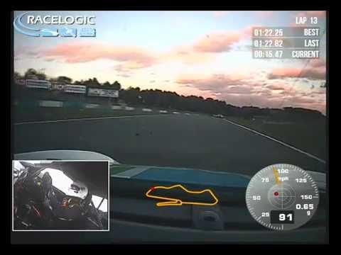 Toyo Tyres Porsche Championship 2014 Donington Park Race 3