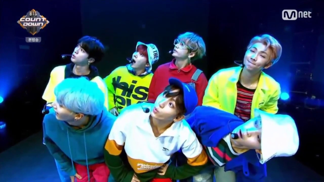 [BTS (방탄소년단) - Go Go (고민보다 Go)] BTS Countdown