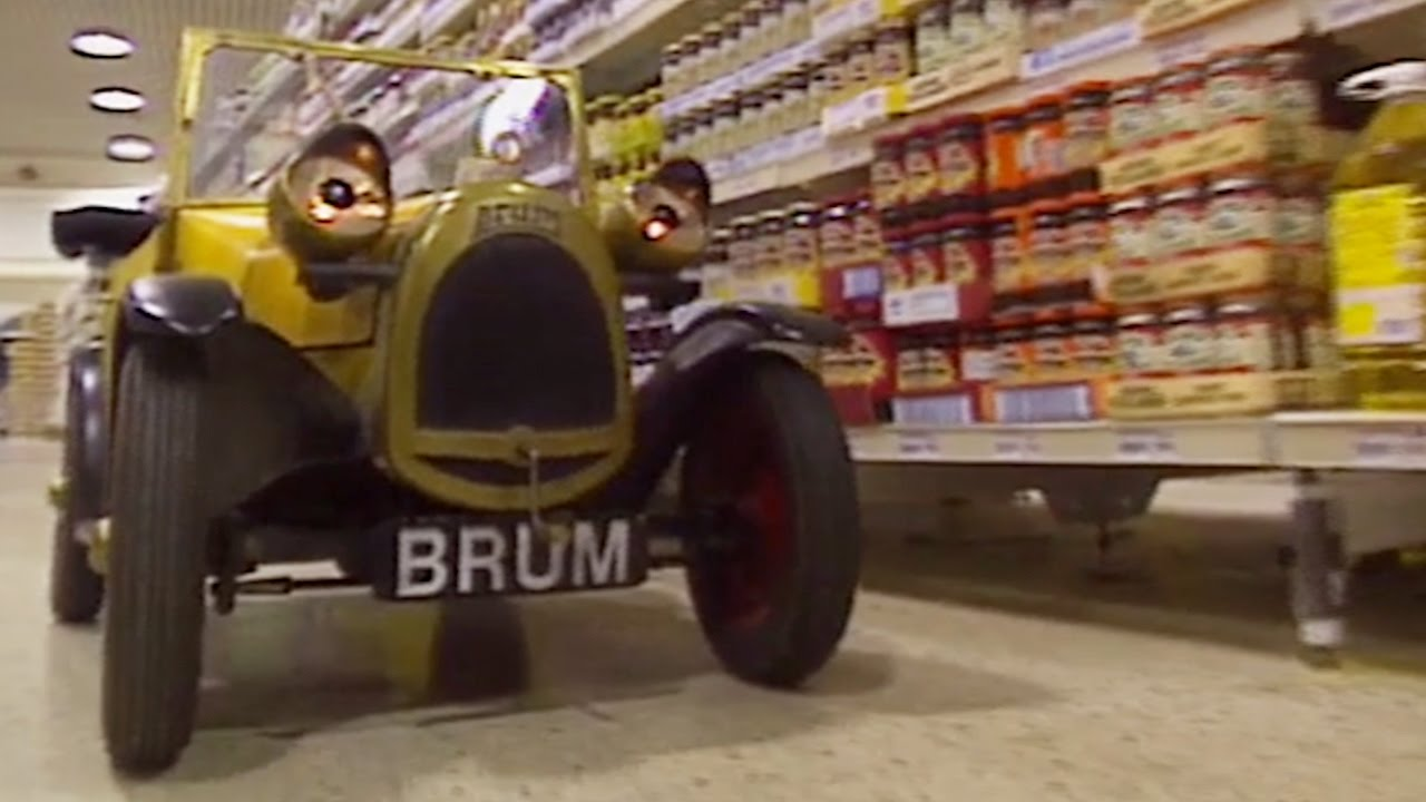 Brum Brum And The Supermarket Kids Show Full Episode Youtube