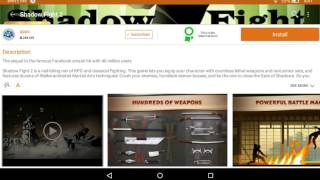 Shadow Fight 2 Hack With Aptoide