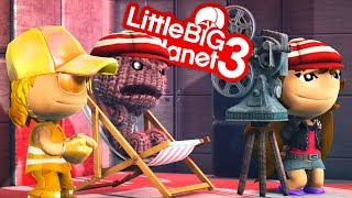 Gvel's Late Reunion Part 1 & 2 - LittleBigPlanet 3 Funny Animation
