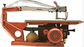 Hegner 22 Variable Speed Scroll Saw