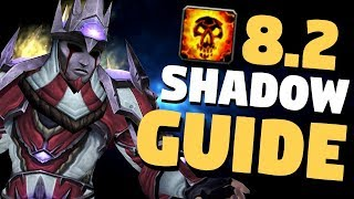 Shadow Priest PvE Guide 8.2   Stats, Talents & Rotation   World of Warcraft Battle for Azeroth