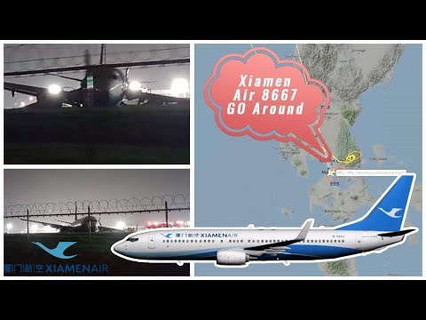 Xiamen Airlines MF8667 ATC Dialouge!