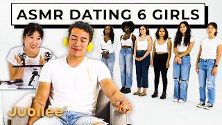 Dating 6 Girls Based on Their ASMR | Versus 1