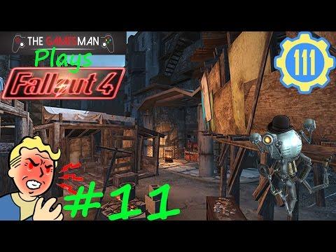 LetsPlay-Fallout4   EP11   Hangman's Alley   ADVERT FREE!!