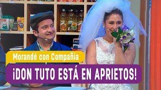 ¡Don Tuto está en aprietos! - Morandé con Compañía 2019