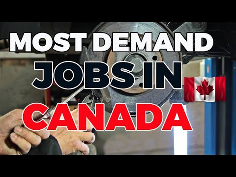 Top 10 In Demand Canada Jobs For 2020|JOBS IN CANADA