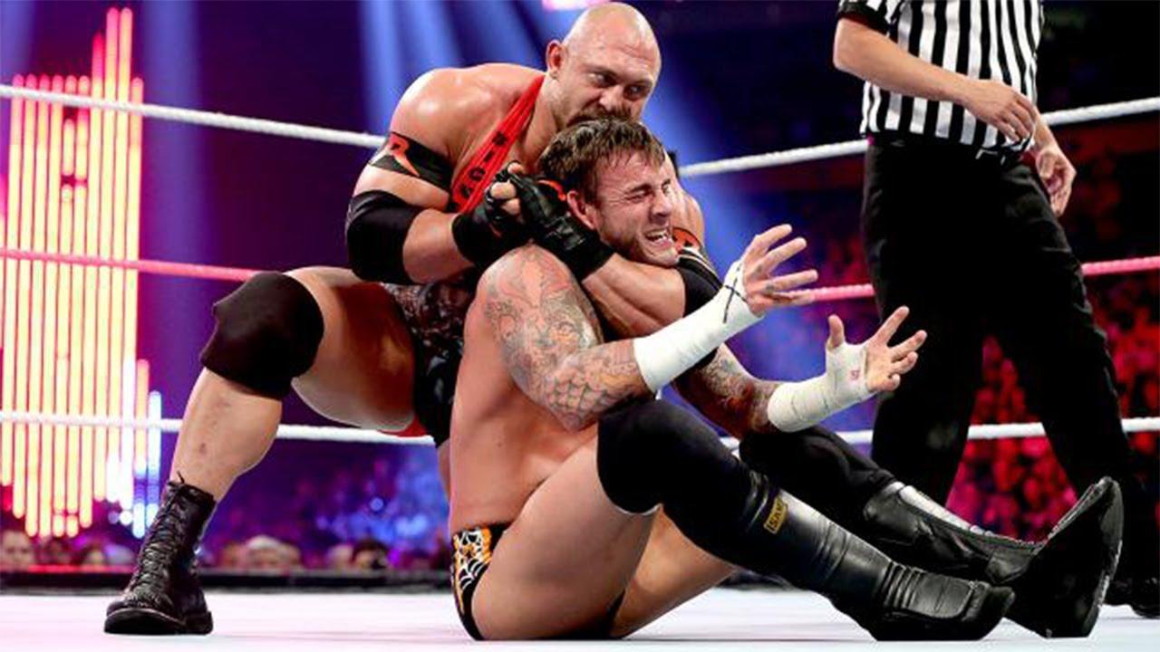 Image result for WWE Battleground 2013 CM Punk vs Ryback
