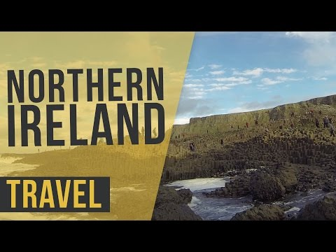 Northern Ireland | Travel Vlog | Saunders Says
