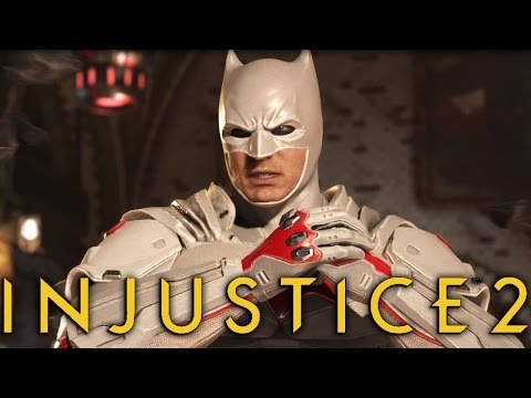Injustice 2: Multiverse Introduction Gameplay