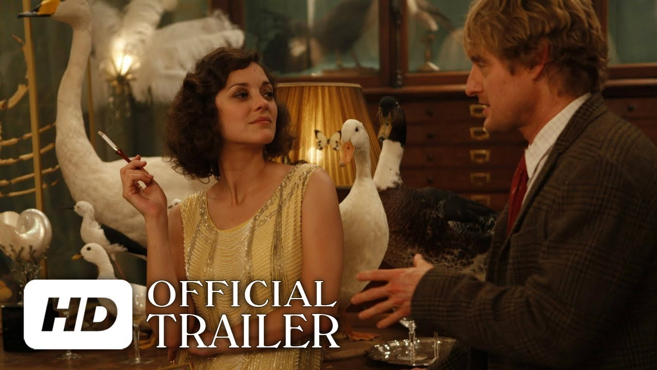 Midnight in Paris - Official Trailer - Woody Allen Movie