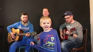 Звери - Брюнетки и блондинки (кавер гитара)