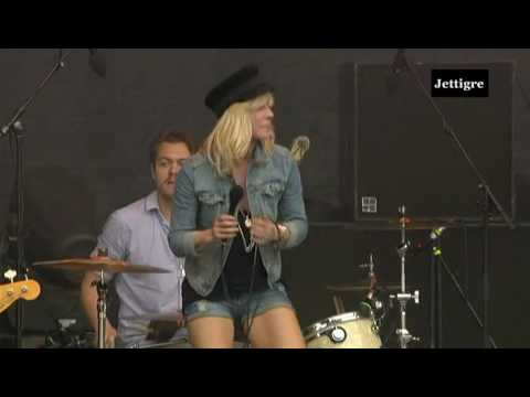The Sounds - Rock Am Ring 2010 ( Part 01 )