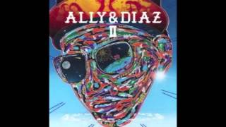 ALLY & DIAZ - Super Fly with FIRE BALL