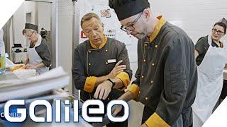 So anstrengend ist der Job als Kantinen-Mitarbeiter | Galileo | ProSieben