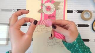 Make It Monday #100: How to Package Cards With Oversized Embellishments