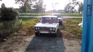 Классика вождения ВАЗ 2106.Лучшей машины нет!!!