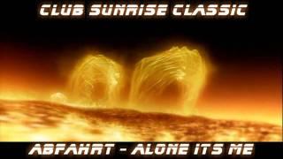 Club Sunrise Classic -  Abfarth -  alone its me