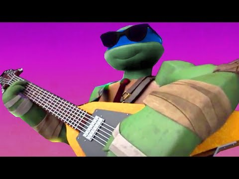 Teenage Mutant Ninja Turtles Legends - Episode 142 - Ice Cream Kitty Song