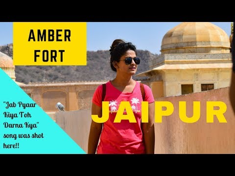 Amer Fort, Jaipur | Featured In Many Bollywood Movies | Places To Visit In Rajasthan, India
