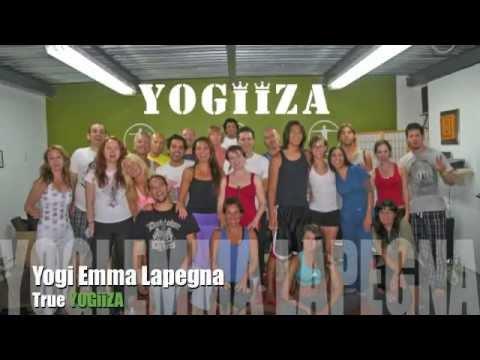 True YOGiiZA, Emma Lapegna, I like Organic Cotton Yoga Clothes because....