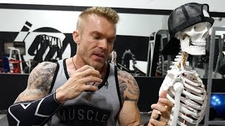 3 Exercises for Wider Shoulders  |  Isolating Middle Delts  |  Advanced Training #26