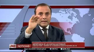 IMPORTANCIA DE LAS CUOTAS ELECTORALES