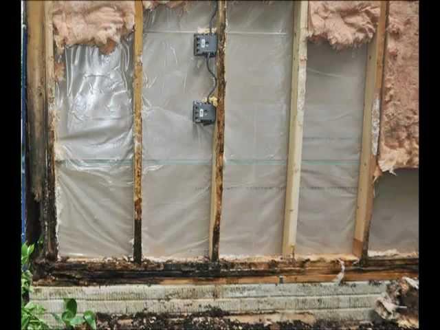 Aluminum Clad Vinyl Clad Window Deterioration The Truth Pella Andersen Youtube