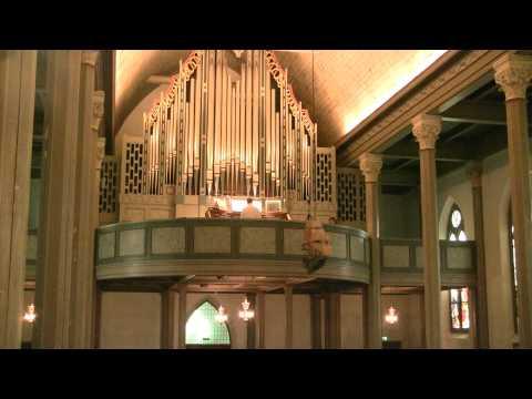 """J.S.Bach """"Wenn wir in höchsten Nöten sein"""". BWV 641"""