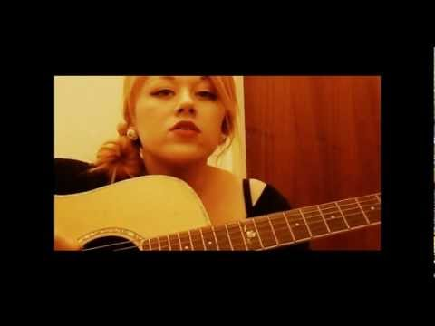 Billy Fury Wondrous Place - Female Acoustic Cover