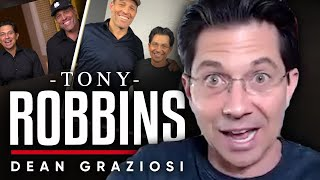 THE TRUTH ABOUT TONY ROBBINS: Dean Graziosi Talks About The Influence Tony Has Had On His Life
